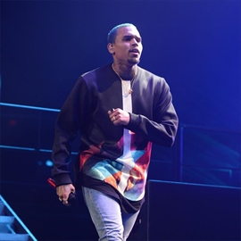 Chris Brown hates looking in the mirror-Image1