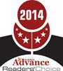 Barrie Advance Readers' Choice 2014 Survey