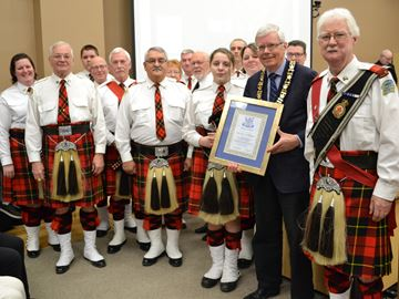 Midland honours volunteers making difference in community