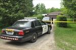 Suspected crime scene