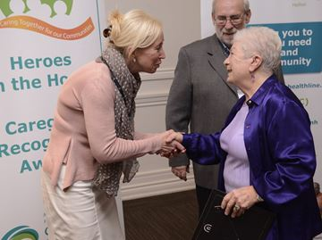 Oakville Heroes in the Home touted for their caring ways