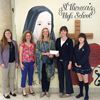 Midland's St. Theresa's Catholic High School makes donation to cancer support centre