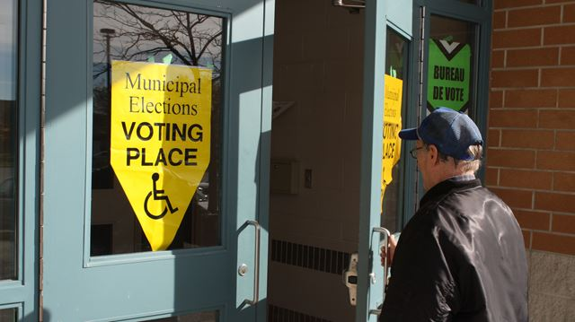 Voter turnout lacklustre