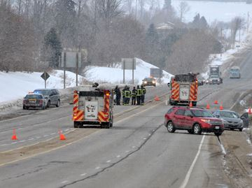 Highway 10 crash