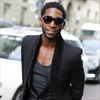 Tinie Tempah gets told off by his mum for 'acting up'-Image1
