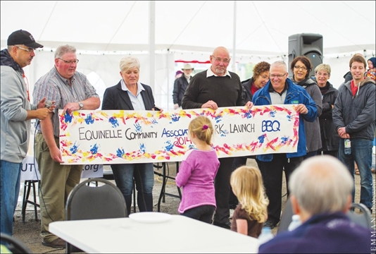 eQuinelle Subdivision celebrates grand opening of first community park– Image 1