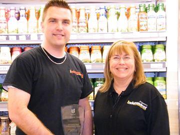 The Gold Seasonal Retailer Award