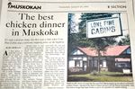 2001 Muskokan article