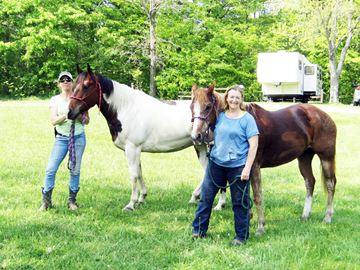 SVCA Horse Camp opens