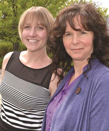 Duo hosts empowerment program in Barrie