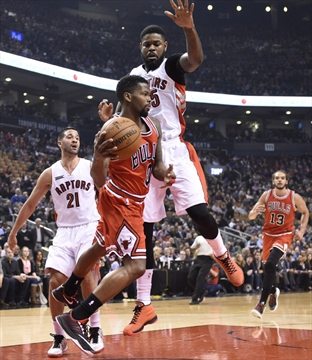 Raptors fall apart but still secure playoff spot for Garage ad expert ets laville automobiles