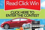 Read, Click and Win Contest
