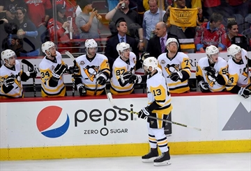 Penguins' Hagelin a game-time decision for Game 2 vs. Caps-Image1