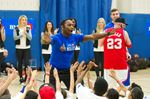 NBA All-Star KidsFest 2016