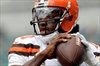 Browns back from bye, but no word on if RG3 will start-Image1