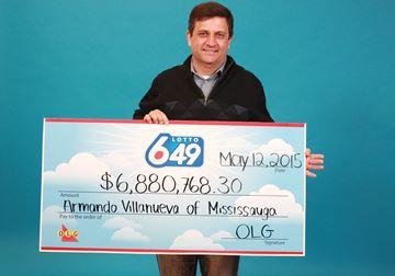 $6.8 million Jackpot