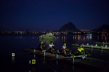 AP Investigation: Olympic teams to swim, boat in Rio's filth-Image1