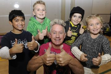 Kids 4 Kids dishes out anti-bullying smarts in Oakville