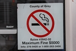 County to revisit outdoor smoking bylaw