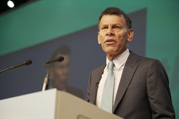 Canadian Labour Congress president Hassan Yussuff will be in Brampton Tuesday to train union members to canvas for a national pharmacare plan.