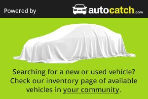 search for vehicles in your community - powered by autocatch