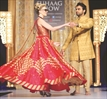 Suhaag Fashion show