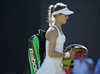 Bouchard, Halep lose Wimbledon openers; Federer, Nadal win-Image1