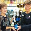 Wine Rack sparkles with donation to Habitat for Humanity North Simcoe