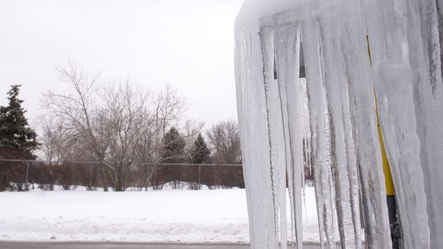 Messy commute home expected in Oakville, Burlington with freezing rain in forecast