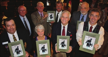 First World War heroes honoured at book launch in Almonte– Image 1