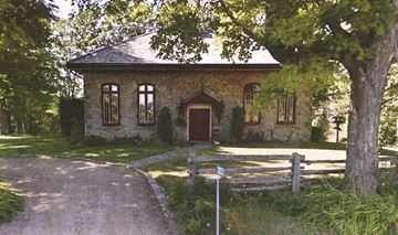 Rosehill schoolhouse
