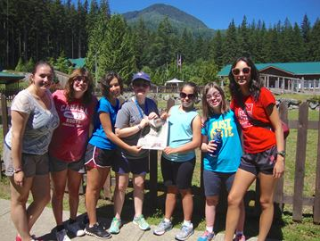 An unforgettable summer camp experience for these Miltonians