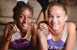 Provincial track medals