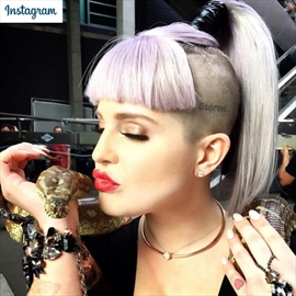 Kelly Osbourne is 'deeply in love' with snake-Image1