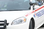 Durham police cruiser