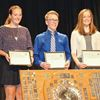 Top students honoured by Midland Secondary School