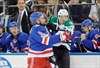 Sharp scores twice, Stars hold on for 7-6 win over Rangers-Image1
