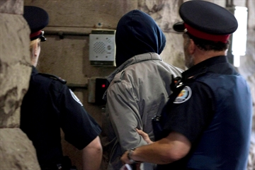 Eaton Centre shooter guilty of 2nd-degree murder-Image1
