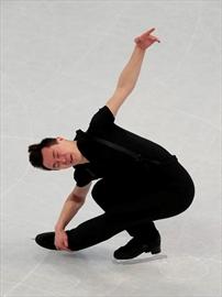 Chan third after men's short program-Image1