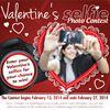 Valentine's selfie contest