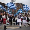 OXI Day parade