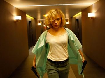 Lucy a brainy thriller with a dumb premise: review