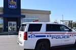 Royal Bank robbed