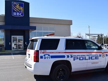 Royal Bank robbed