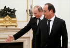 The Latest: Putin: Russia to co-operate with US-led coalition