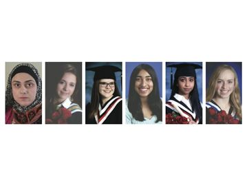 Canadian Federation of University Women awards scholarships to deserving Miltonians