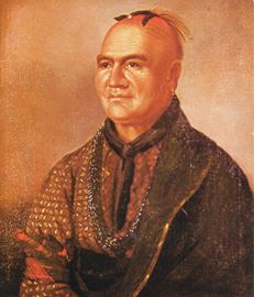 Historian says revisiting Joseph Brant's legacy important to Burlington and Ontario