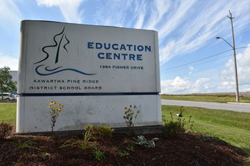 The Kawartha Pine Ridge District School Board oversees nearly 100 schools in Peterborough,  Northumberland County and Durham Region.