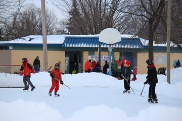 Riverview Park Winter Carnival