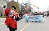 Markham Main Street Santa Parade